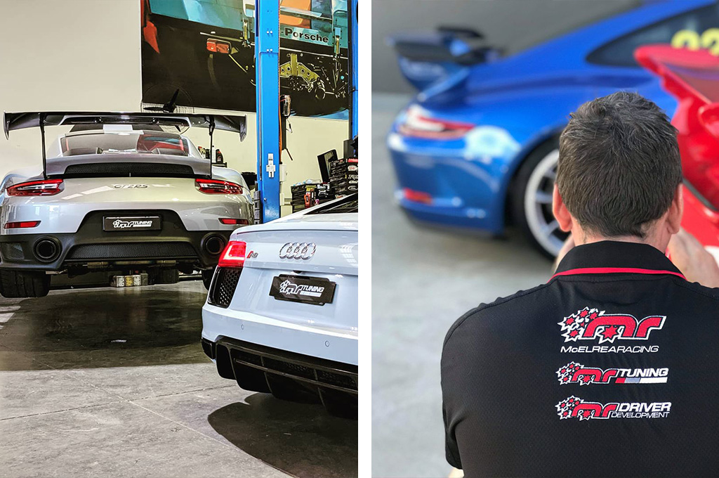 MR Tuning & Mechanical offer a variety of upgrades