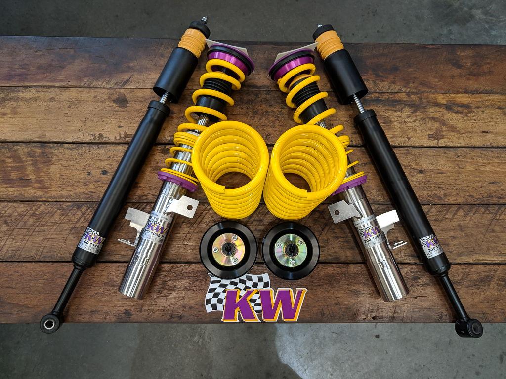 Performance suspension upgrades